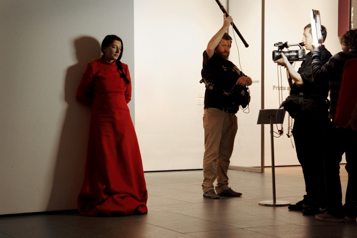 Marina Abramovic: The Artist is Present (Filmstill)